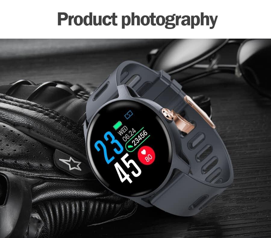 Unisex RC Camera Multifunctional Smart Watch